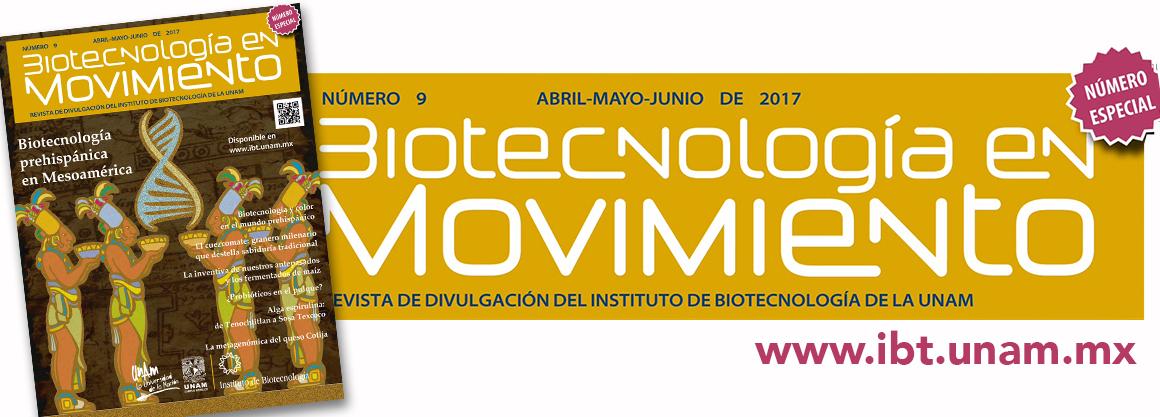 Biotecnología en movimiento