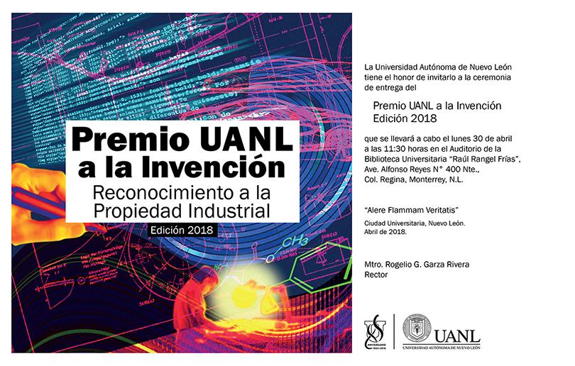 Premio UANL a la Invención 2018