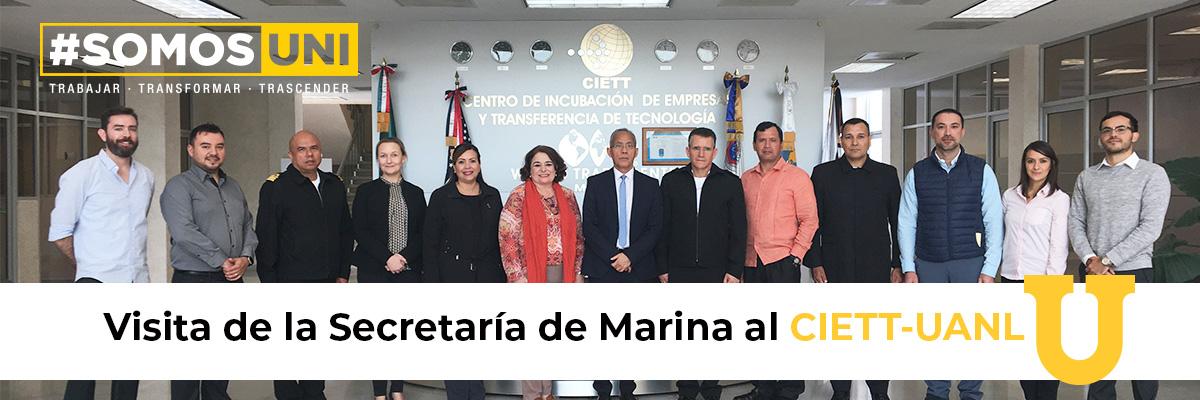 Secretaria de Marina – CIETT