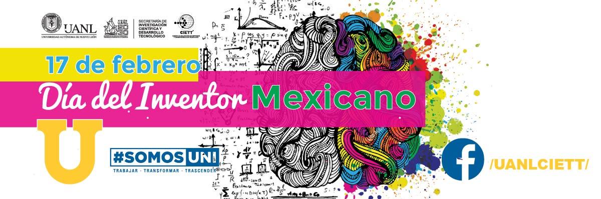 Día del Inventor Mexicano